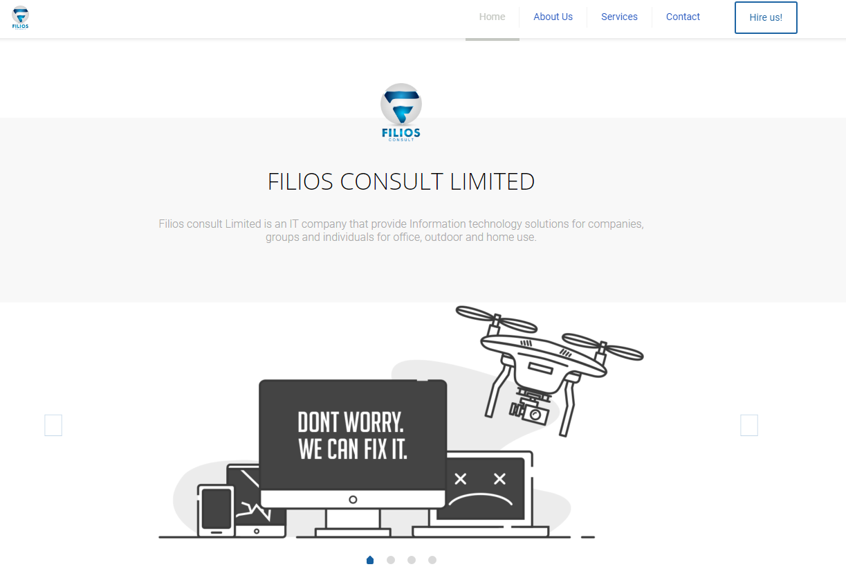 Filios Consult Limited